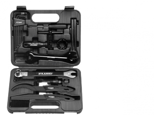 20 Pc bicycle tool box